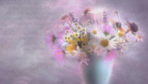 Bouquet fleurs Rose