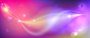 decorative abstract space background. vector subtle blurry glowing bokeh backgrounds with glitter. a letter size.